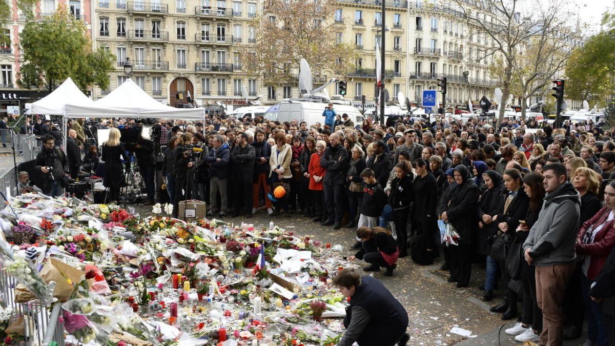 مجزرة في باريس في 13 تشرين الثاني/نوفمبر 2015
