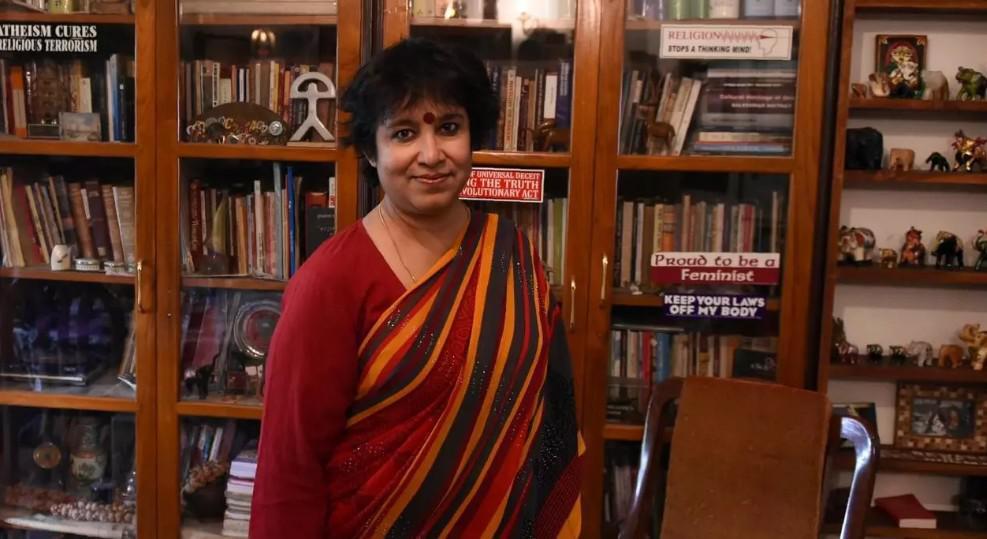 تسليمة نسرين... كاتبة بنغلادشية متمردة تقاتل التطرف منذ 26 عاما