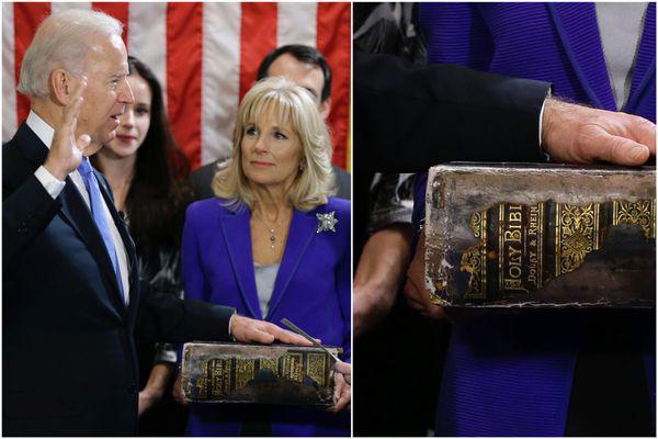 هل يكفي الإيمان الكاثوليكي الذي يجاهر به جو بايدن وحده لتوحيد أميركا؟