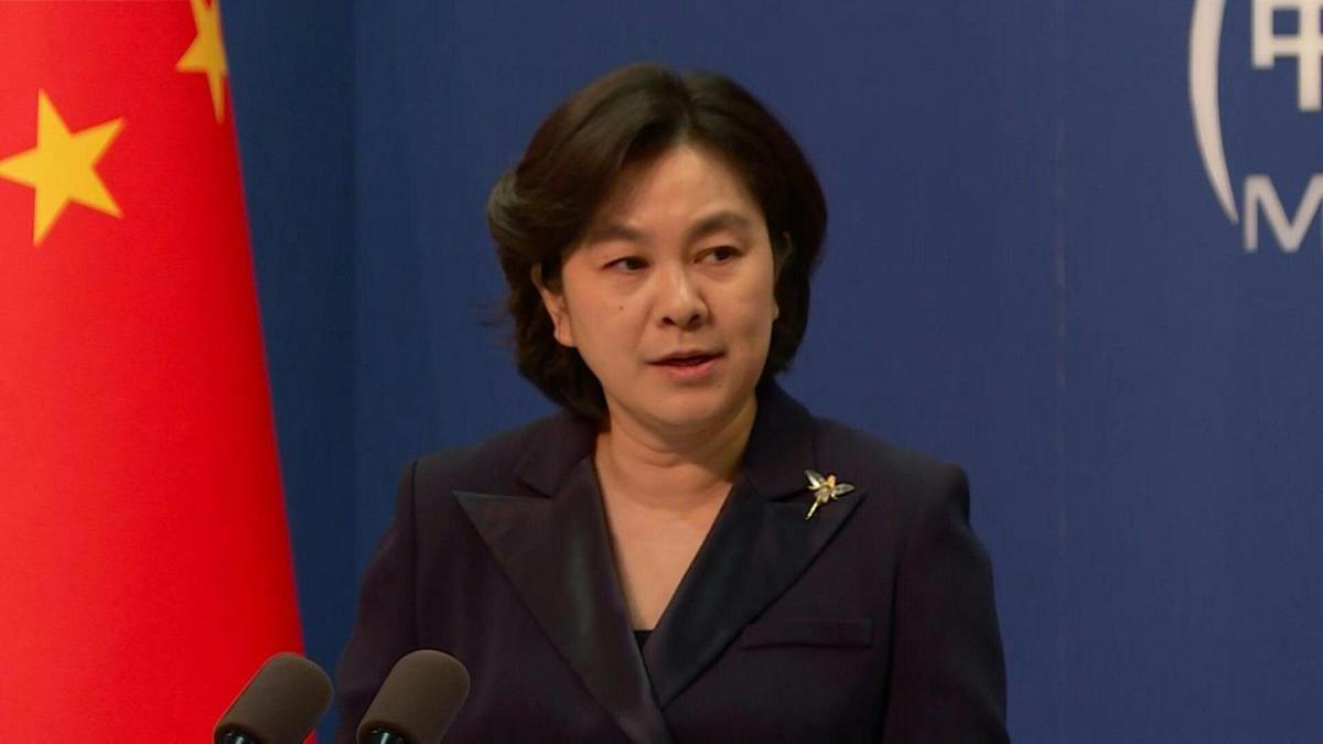 """الصين تندد ب""""أكاذيب"""" بومبيو حول """"إبادة"""" الأويغور"""