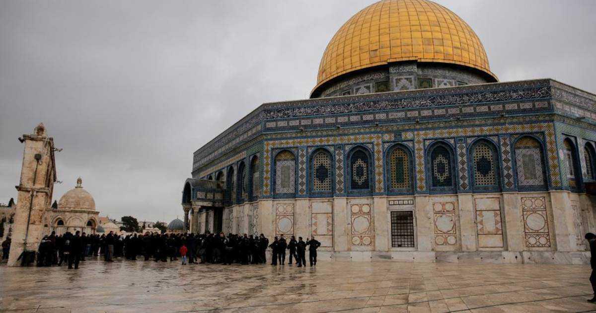 """الأردن يحتج لدى إسرائيل مطالبا بالكف عن """"انتهاكاتها"""" في الأقصى"""