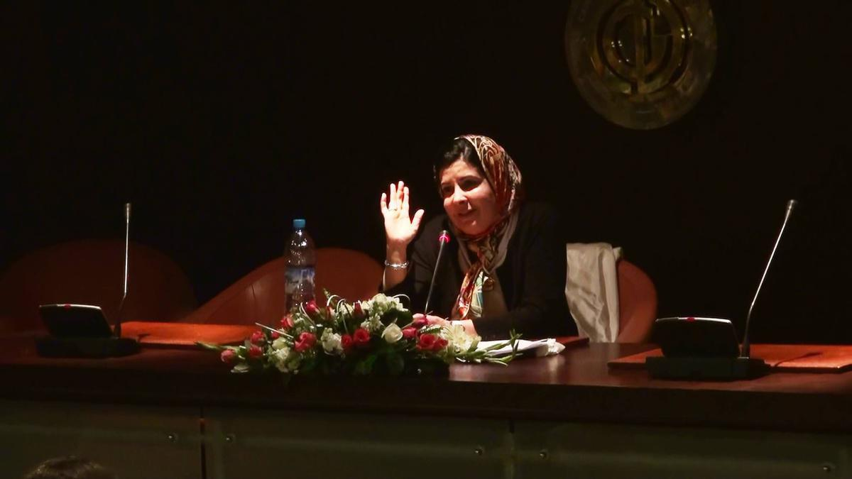 أسماء المرابط : يجب فهم مكانة المرأة على ضوء القيم القرآنيّة العامّة
