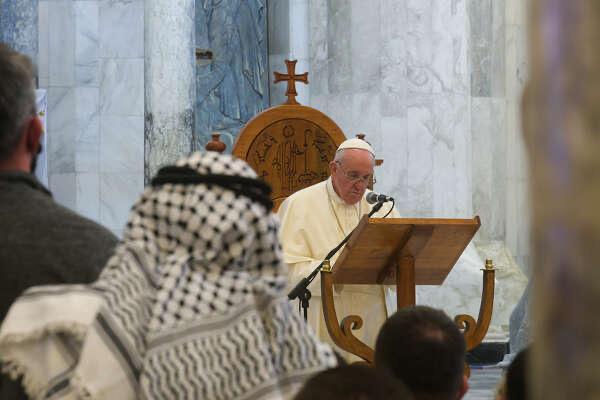 نشرة خاصة بزيارة البابا فرانسيس للعراق