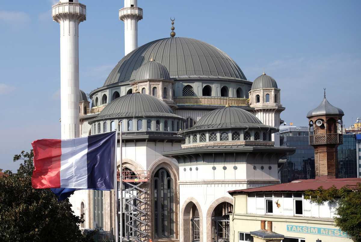 سجال في فرنسا حول تمويل جامع تبنيه جمعية موالية لتركيا