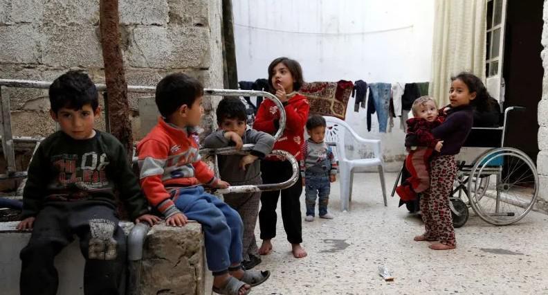الدنمارك تدرس إعادة أطفال الجهاديين من سوريا