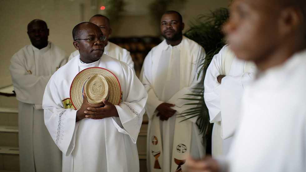 خطف خمسة كهنة وراهبتين كاثوليك في هايتي
