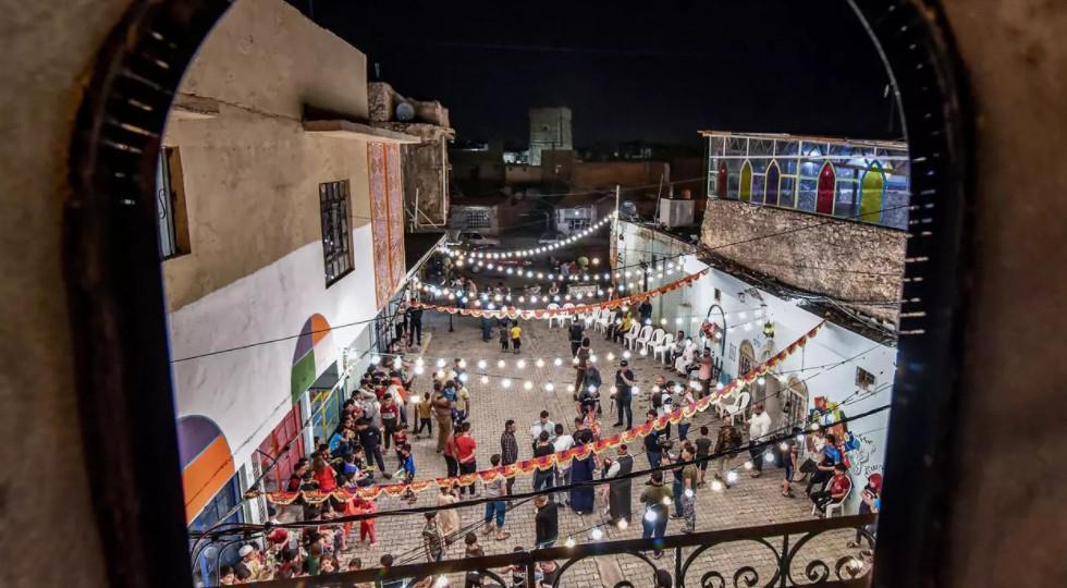 العراقيون يستقبلون رمضان بغصة وجيوب فارغة وسط ظروف صحية واقتصادية صعبة