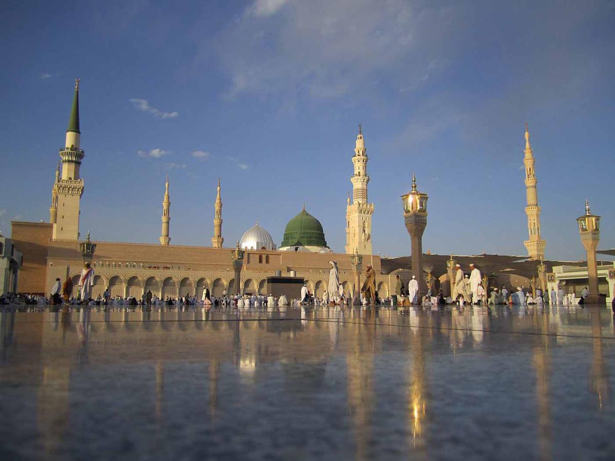 كوفيد-19 : السعودية تطلق تقنية المصليات الشاغرة لقاصدي المسجد النبوي
