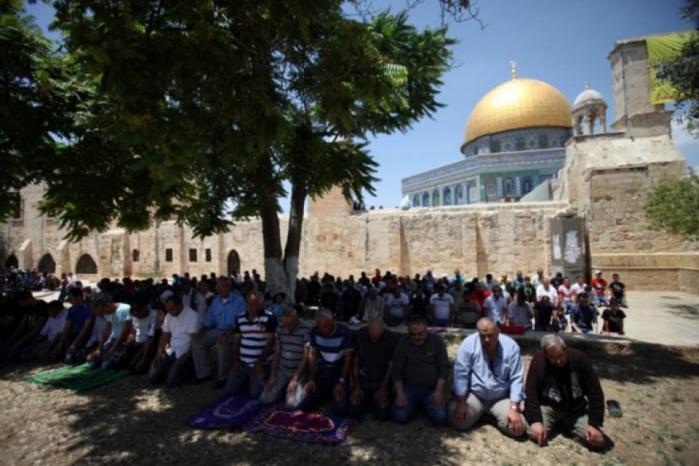 """فلسطين: مجلس الإفتاء الأعلى يدعو المواطنين لشد الرحال إلى """"الأقصى"""" خلال شهر رمضان"""