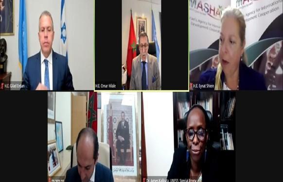 الأمم المتحدة.. المغرب وإسرائيل ينظمان ندوة رفيعة المستوى حول الأمن الغذائي والفلاحة المبتكرة