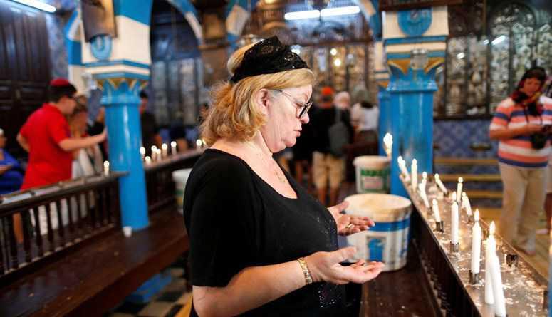 انطلاق الحج اليهودي إلى كنيس الغريبة في تونس وسط تدابير صحية مشددة