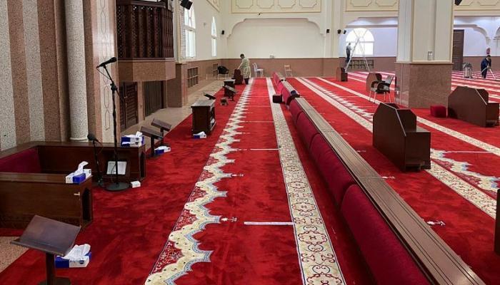 السعودية: إغلاق 19 مسجدا بسبب كورونا يرفع عدد المساجد المغلقة منذ 76 يوما إلى 801