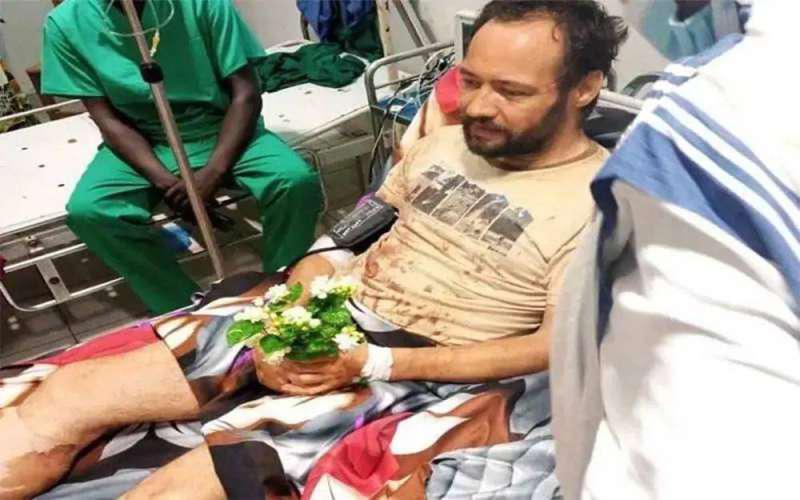جرح اسقف إيطالي بالرصاص وتوقيف أعضاء في أبرشيته في جنوب السودان