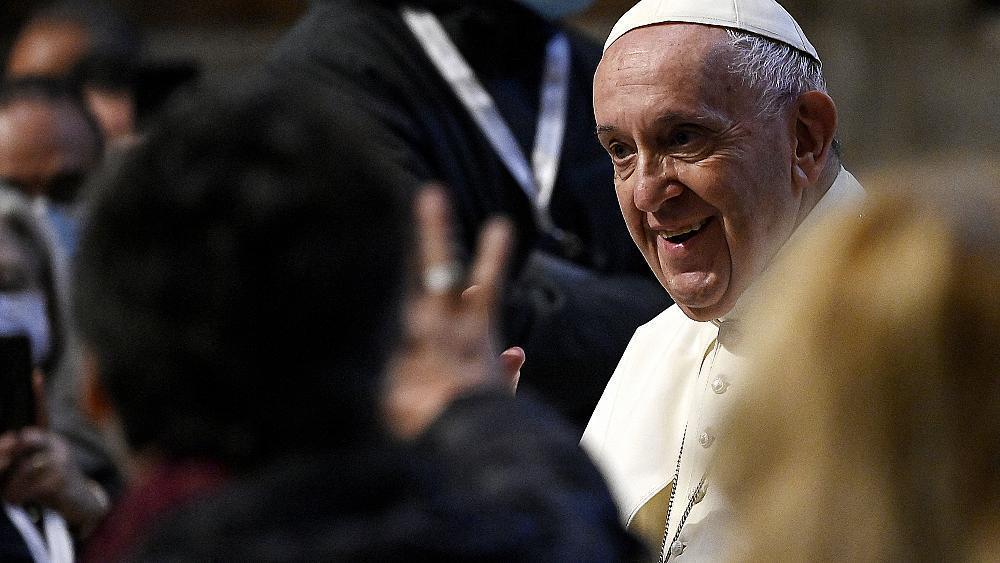 """البابا فرنسيس يطلق """"ماراتون صلاة"""" من أجل انتهاء الجائحة"""