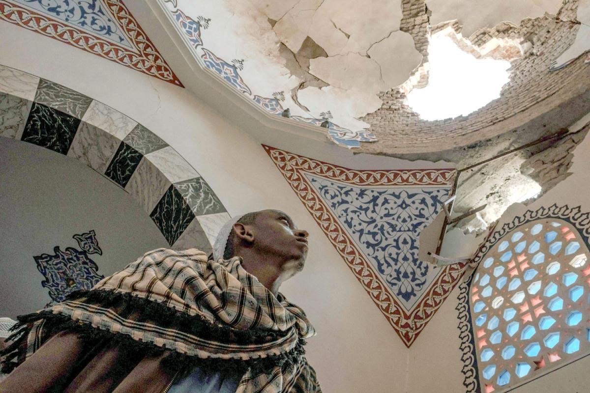 المواقع التراثية والدينية تحت الحصار في تيغراي