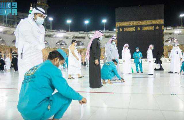 السعودية تجهز 4800 جامع ومسجد ومصلى لصلاة العيد بالرياض