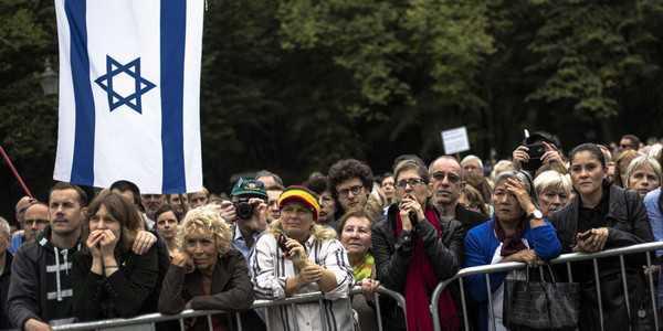 يهود ألمانيا يطلبون تعزيز حمايتهم على خلفية الاشتباكات الاسرائيلية الفلسطينية