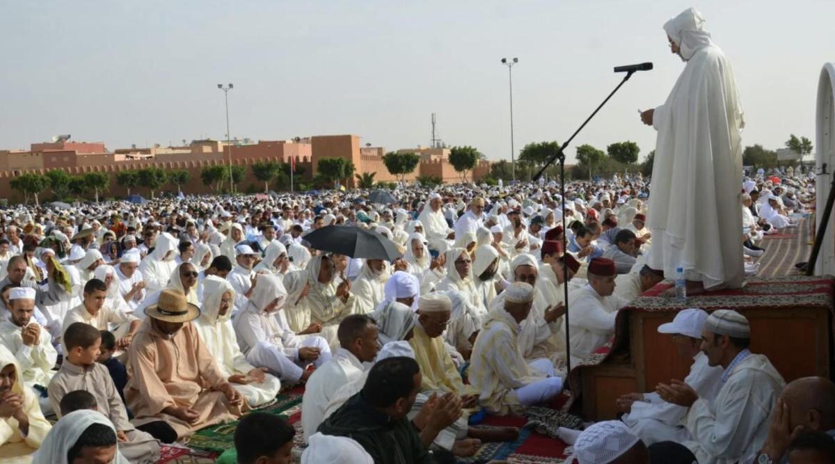 كوفيد 19: عدم إقامة صلاة عيد الفطر سواء في المصليات أو المساجد (وزارة الأوقاف والشؤون الإسلامية)