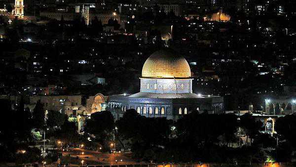 أعنف مواجهات منذ 2017 في الحرم القدسي بين الفلسطينيين وقوات الامن الاسرائيلية
