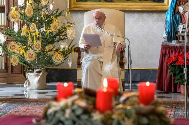 """البابا يدعو إلى وقف """"دوامة الموت"""" في الشرق الأوسط وبورما"""