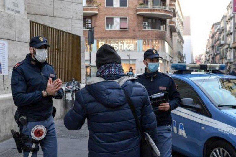 اتهام إمام مغربي معتقل في إيطاليا بنشر الدعاية الإرهابية