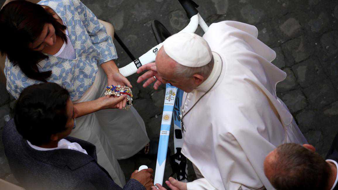 الفاتيكان يعترض على مشروع قانون إيطالي لمكافحة رهاب المثلية الجنسية