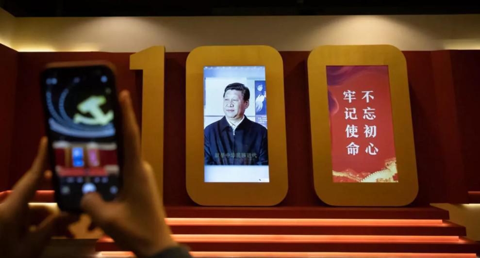 الانضمام الى الحزب الشيوعي الصيني أشبه باعتناق ديانة