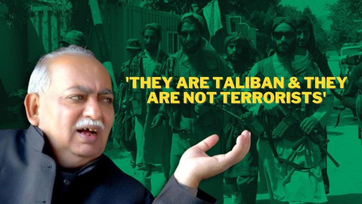 الشاعر الأردي منور رنا : طالبان عدوانيون فقط وليسوا ارهابيين