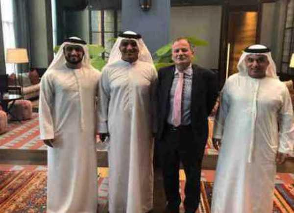 قنصل إسرائيل في دبي يتطلع الى تحول اتفاق شحن النفط إلى حقيقة