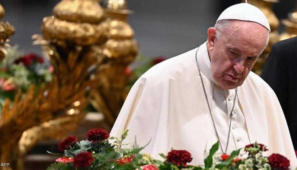 """البابا يعرب امام سلوفاكيين يهود عن شعور ب""""الخزي"""" بسبب المحرقة"""