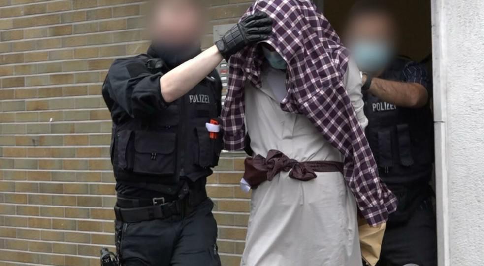 """توقيفات في ألمانيا غداة تهديد بشن هجوم على كنيس يهودي بدوافع """"إسلامية"""""""
