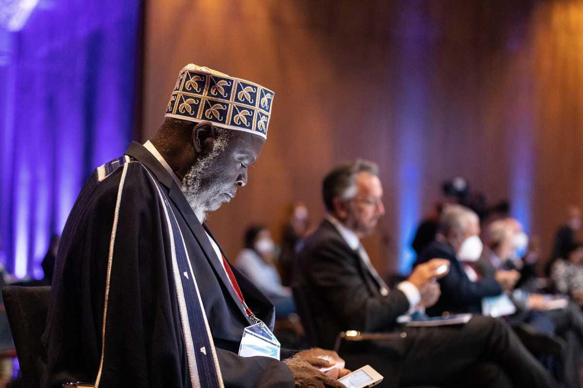 مؤتمر الأديان من أجل السلام يركز على المناخ والصراعات وفيروس كورونا