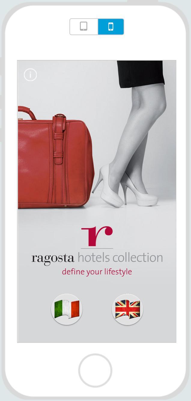 "App ""Ragosta Hotel Collection"""