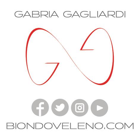 """Logo """"Biondoveleno di Gabria Gagliardi"""""""