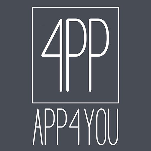 "Logo icona App ""APP4YOU - 4PP"""
