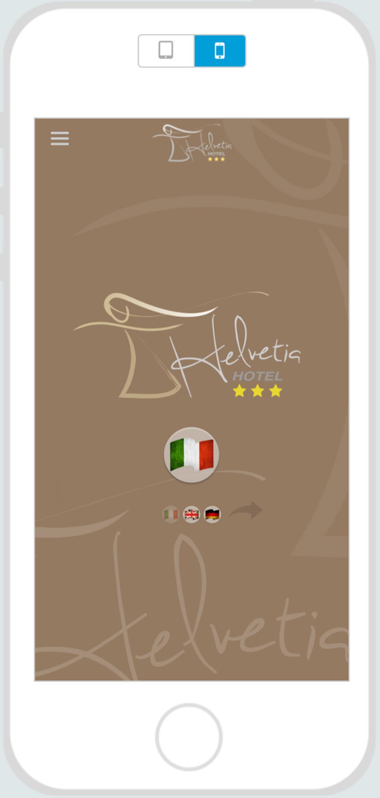 """App """"Hotel Helvetia Jesolo"""""""