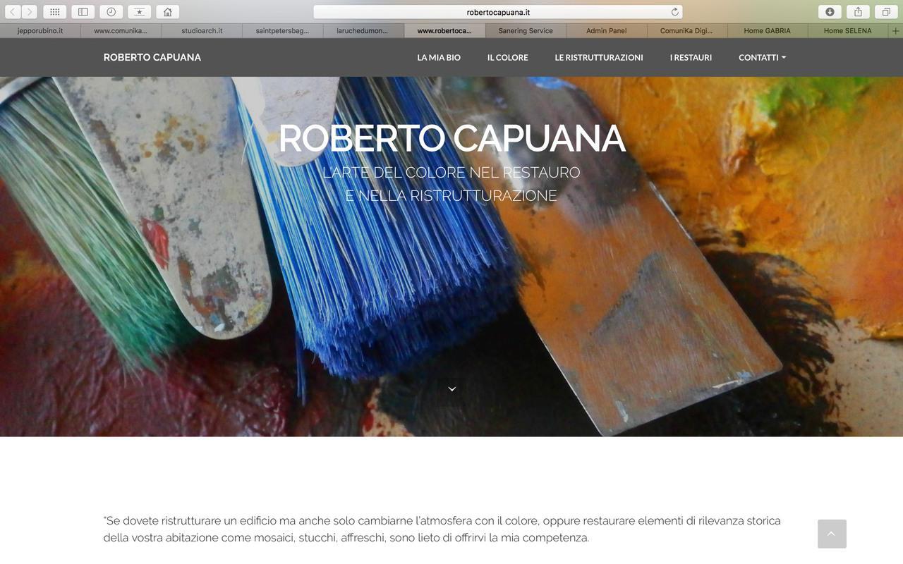 "Sito ""Roberto Capuana"""