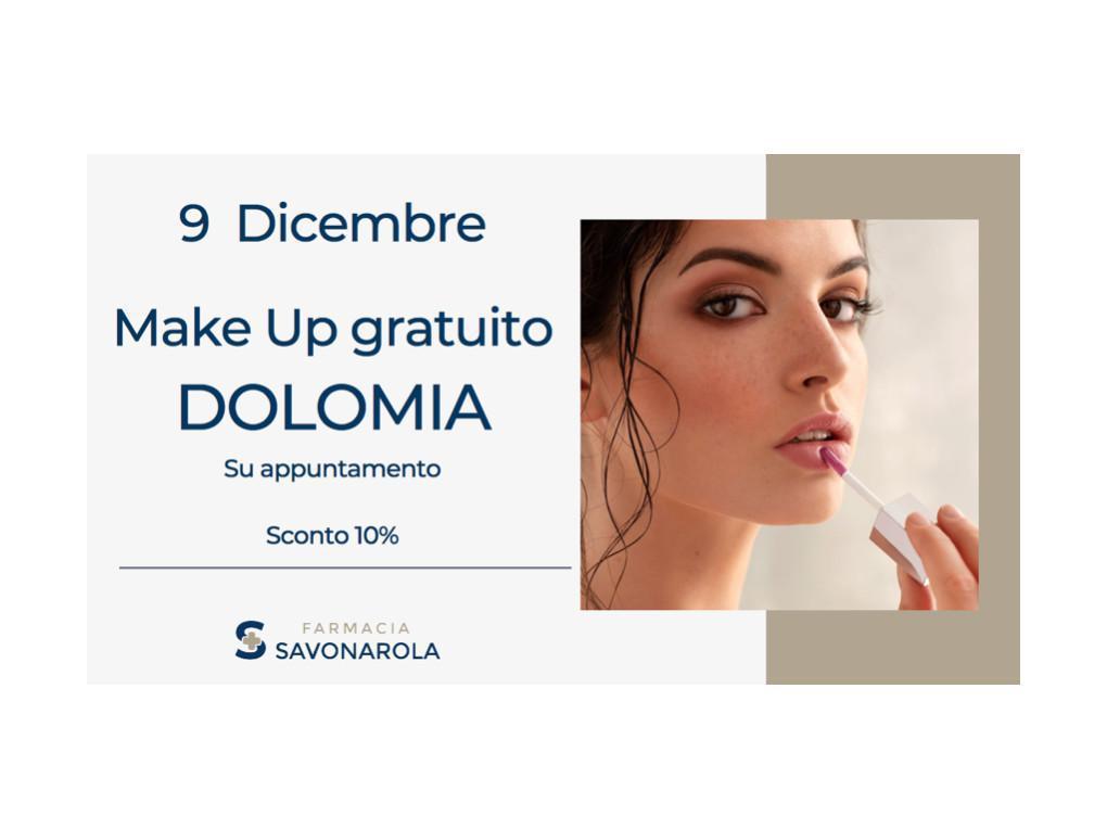 Evento Make-up Dolomia
