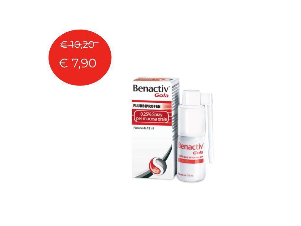 Benactive Gola Spray