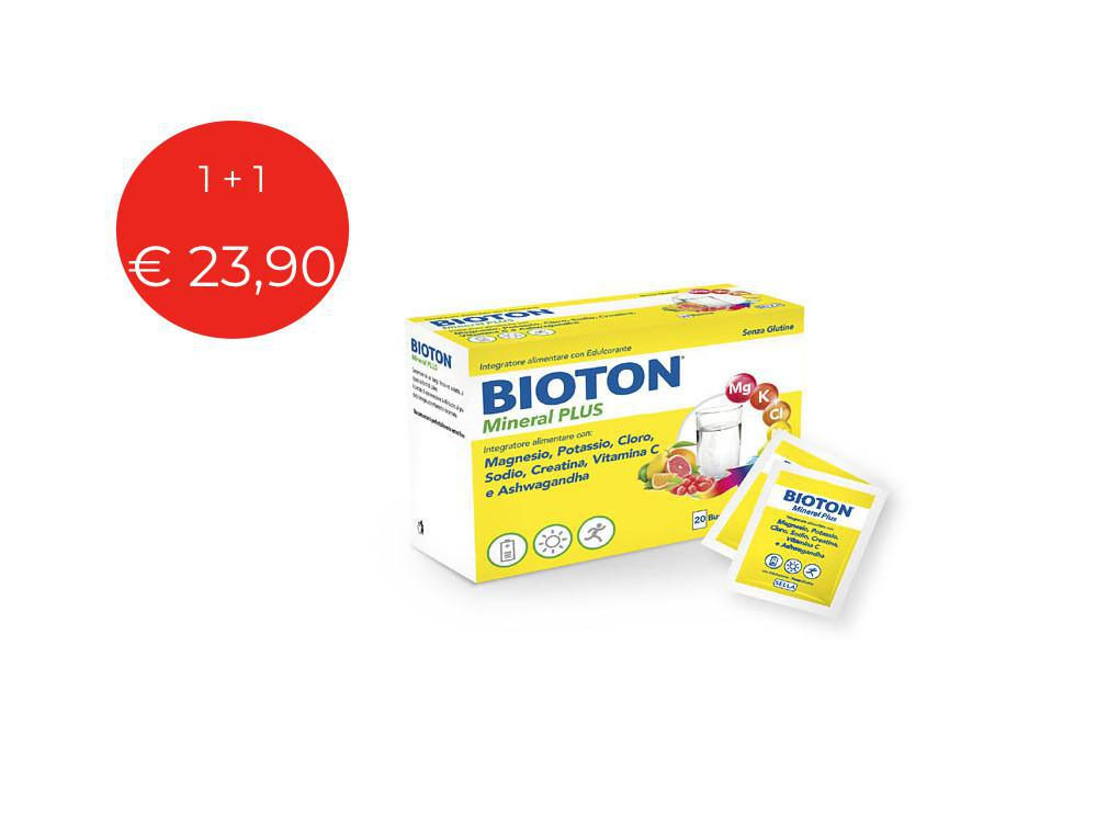 Bioton Mineral Plus