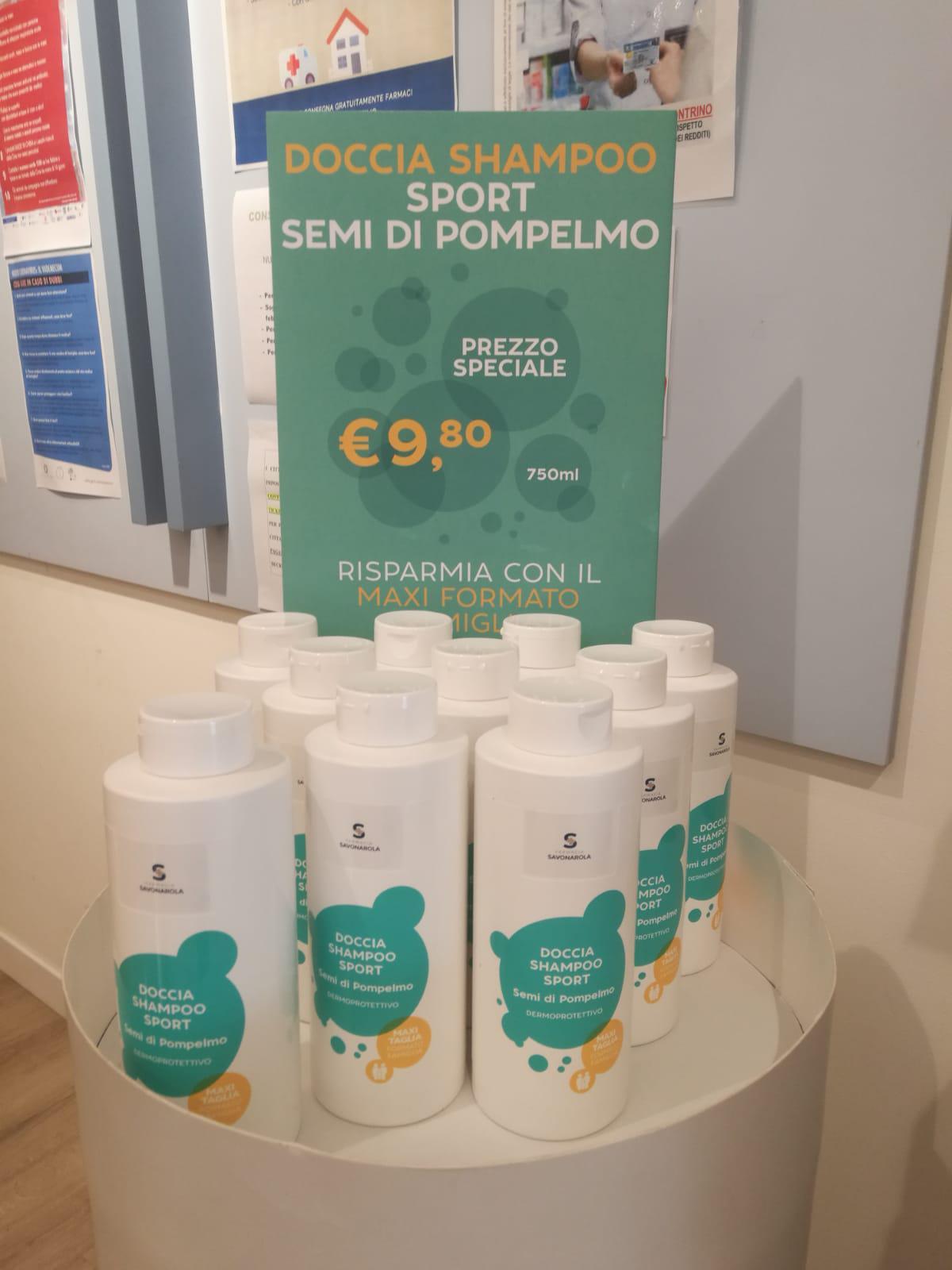 Doccia Shampoo Sport