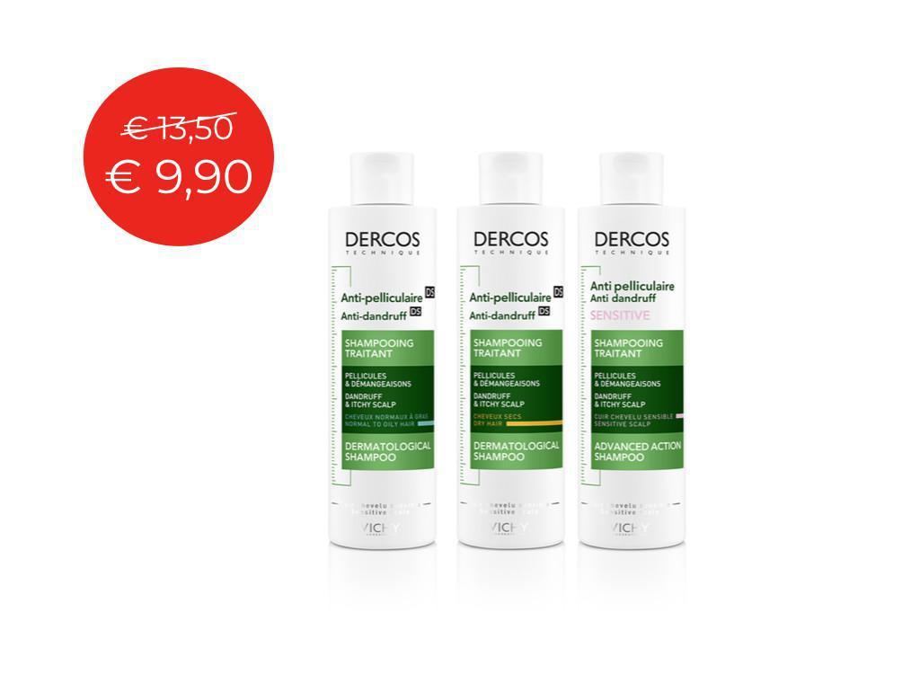Shampoo Dercos