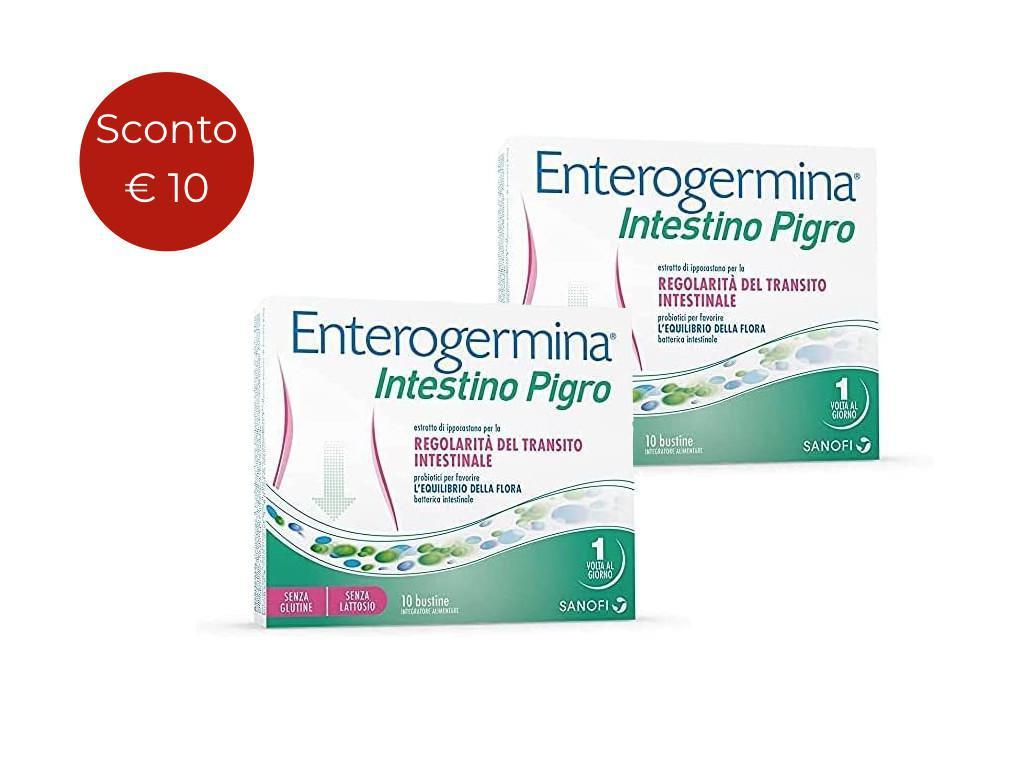 Enterogermina Intestino Pigro