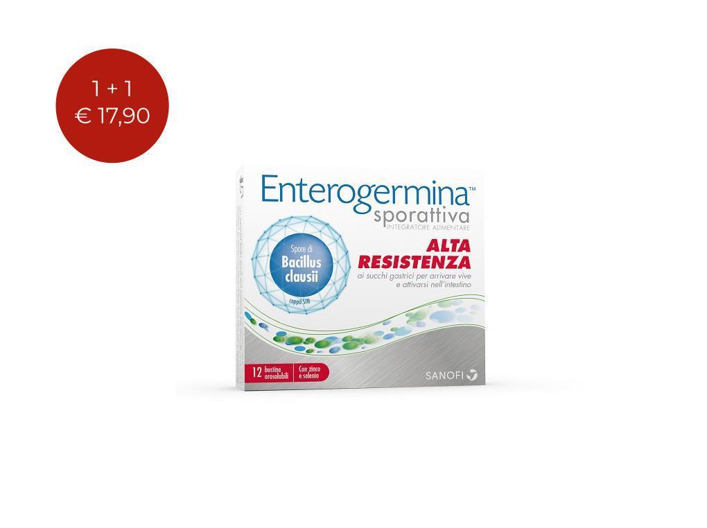 Enterogermina Alta Resistenza