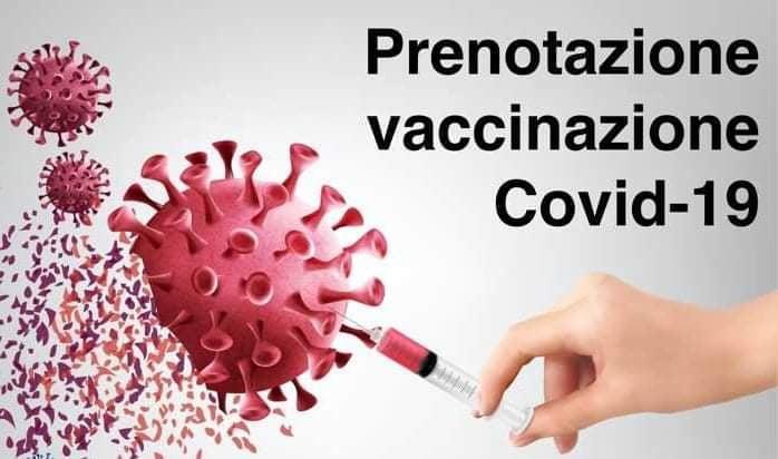 Prenotazioni Vaccino Anti-Covid