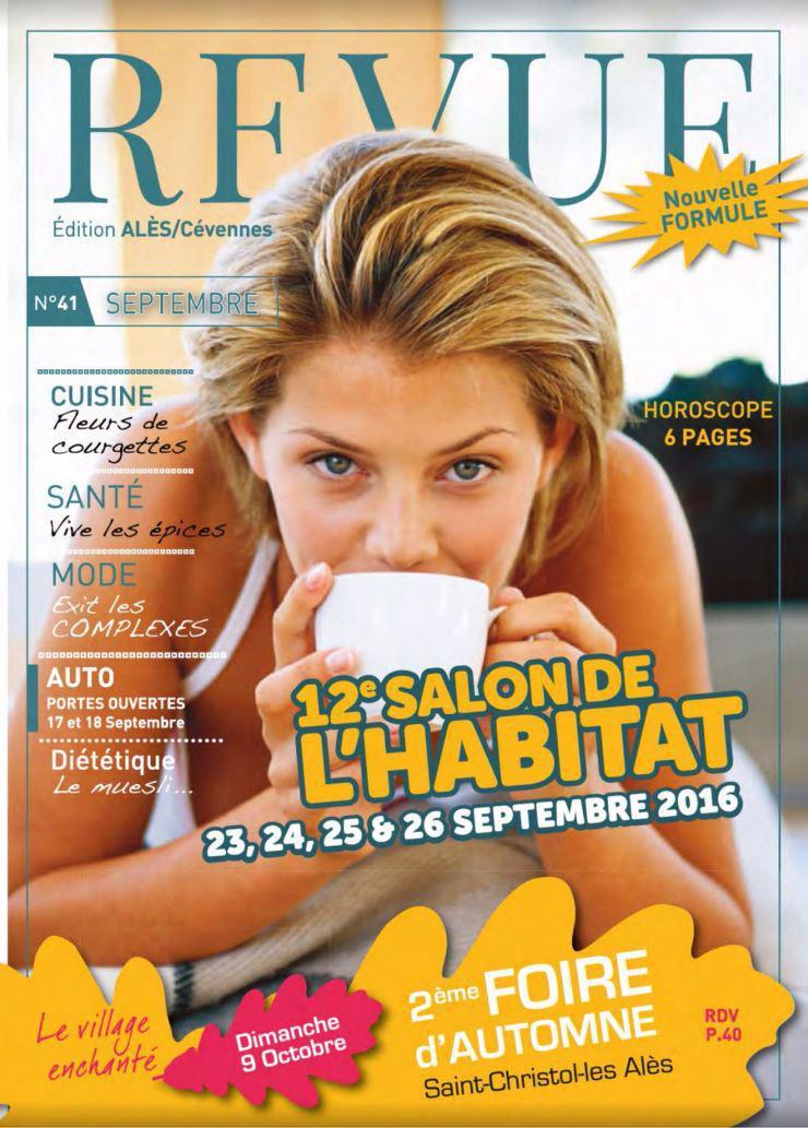 Revue Septembre 2016