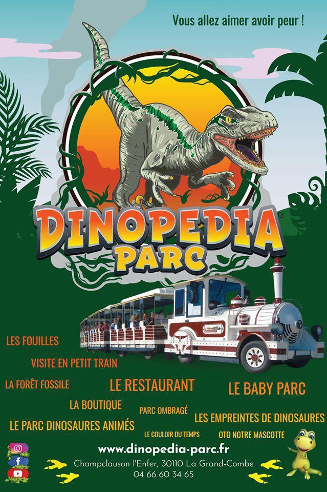 Dinopedia Parc