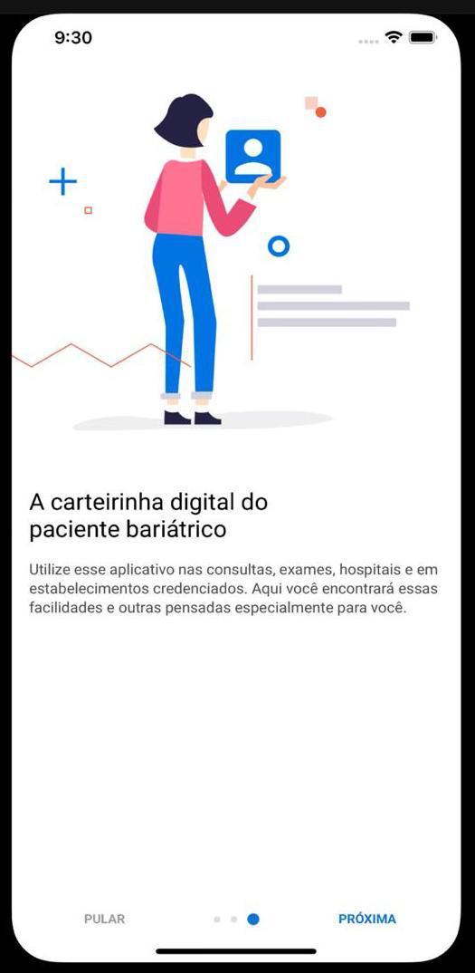 Aplicativo Barilife e sua Carterinha Digital