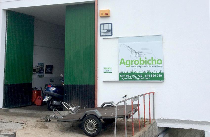 Agrobicho. Venta y reparación de maquinaria