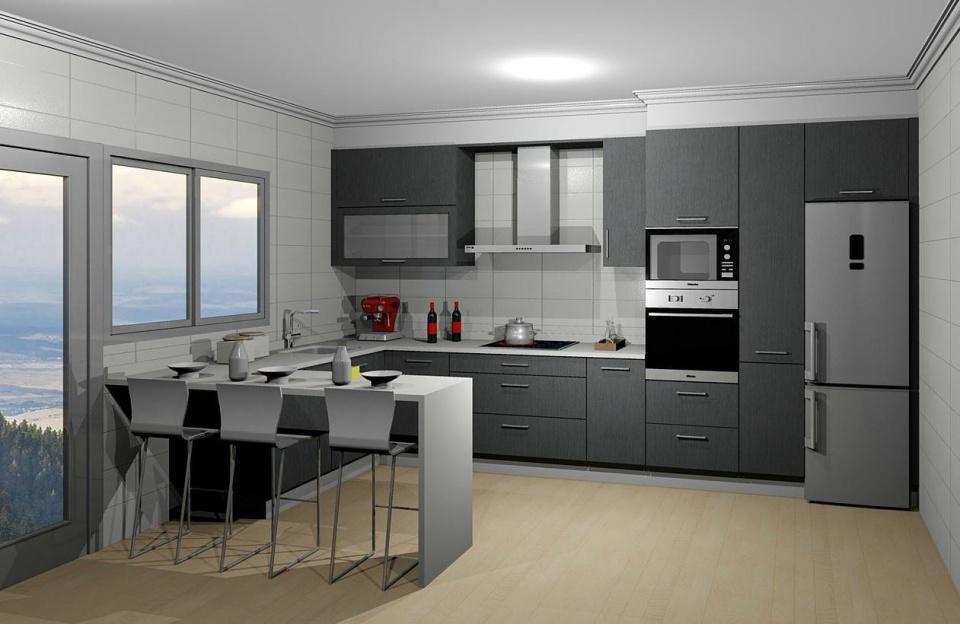 Muebles de Cocina Olmedo